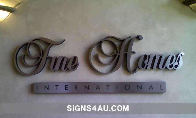 3d-brushed-stainless-steel-reception-signs