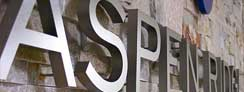 3D Brushed Stainless Steel Signs