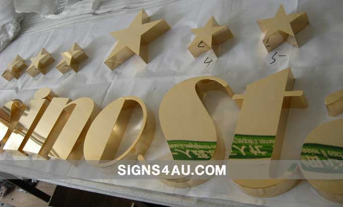 3d-electroplated-gold-mirror-polished-stainless-steel-signs