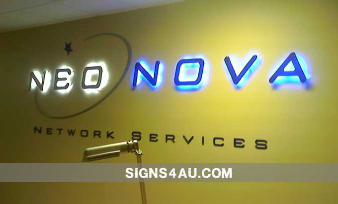 led-stainless-steel-backlit-reception-signs