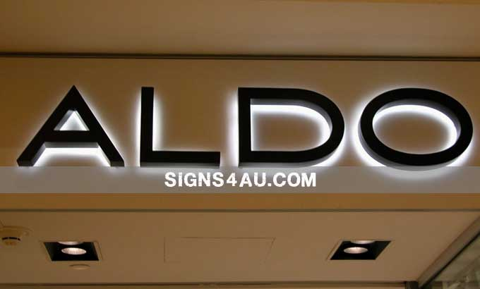 painted-stainless-steel-backlit-signs-with-acrylic-back-plane
